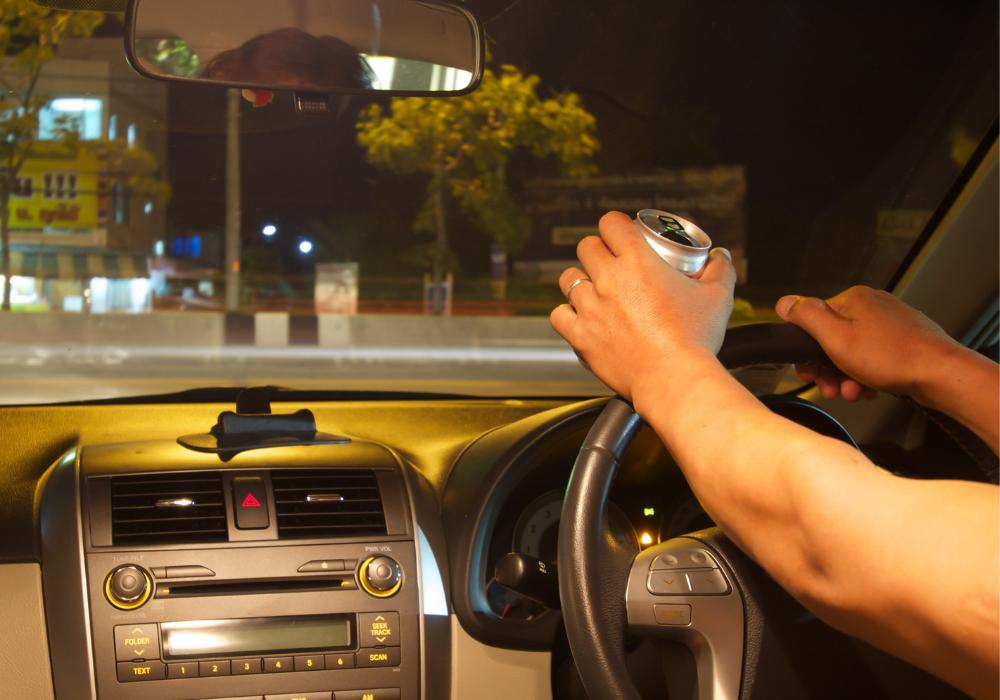 kemalangan kereta, pemandu mabuk, claim insurans, insurans kereta